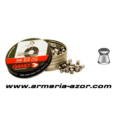 Gamo Match 4.5 (.177) Pellets
